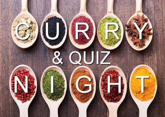 Charity Quiz & Curry Night