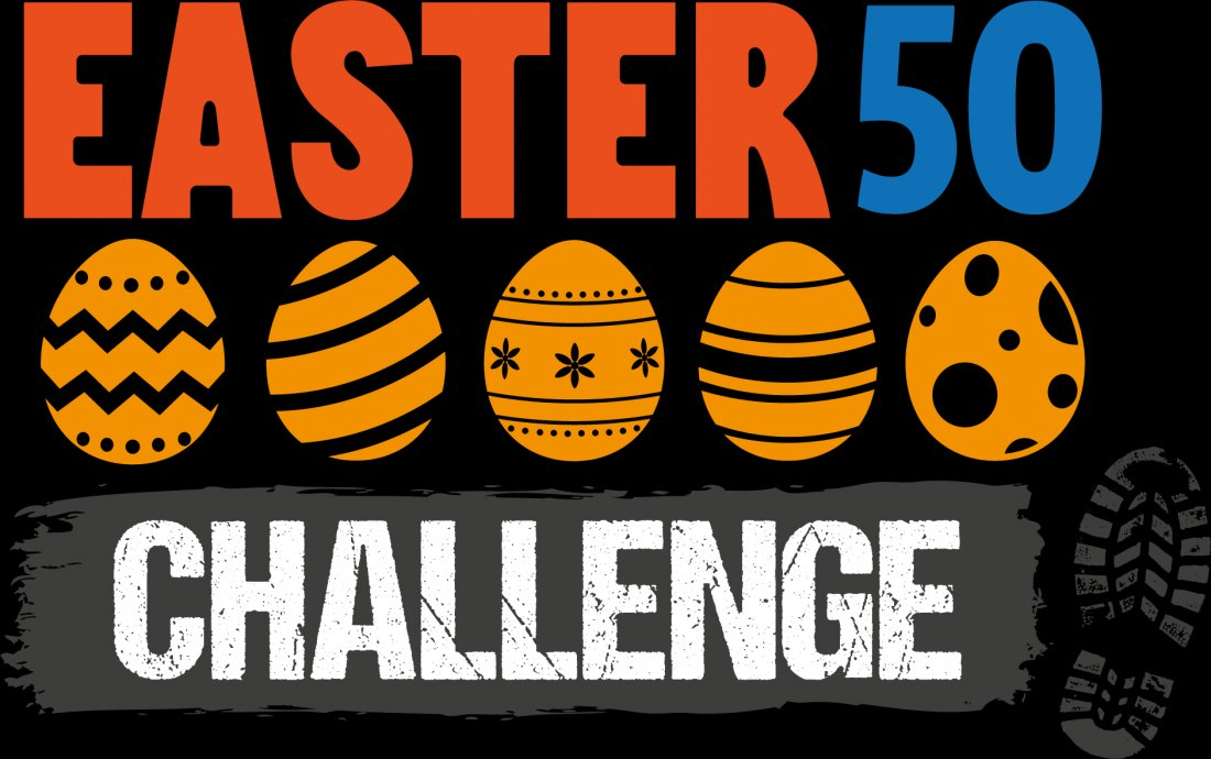 Easter 50 Challenge 2020 - Ultra Challenge Series