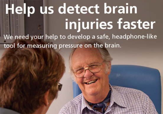 Help Us Detect Brain Injuries Faster