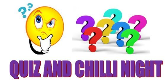 Quiz & Chilli Night