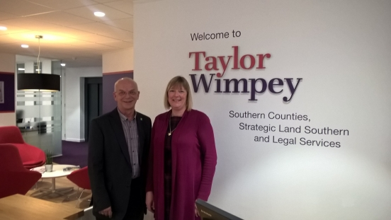Taylor Wimpey Southern Counties Choose Smile4Wessex