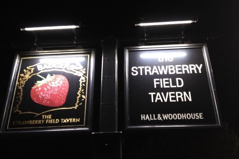 Charity Quiz & Chilli Night at The Strawberry Field Tavern