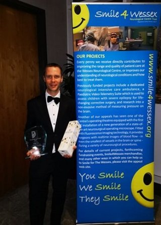 Could you become our 2020 Smile4Rich Fundraiser of the Year ?