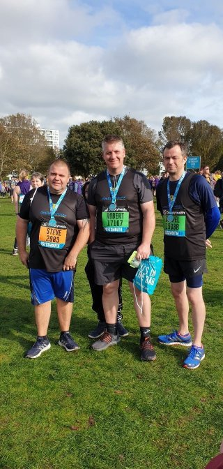 A Great South Run For All!