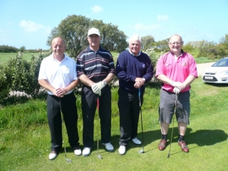 Guernsey Golf Day