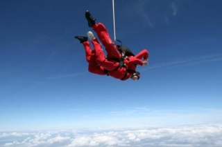 Red Devils Skydive