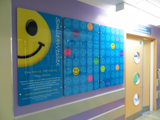 'Wall of Smiles' Launched