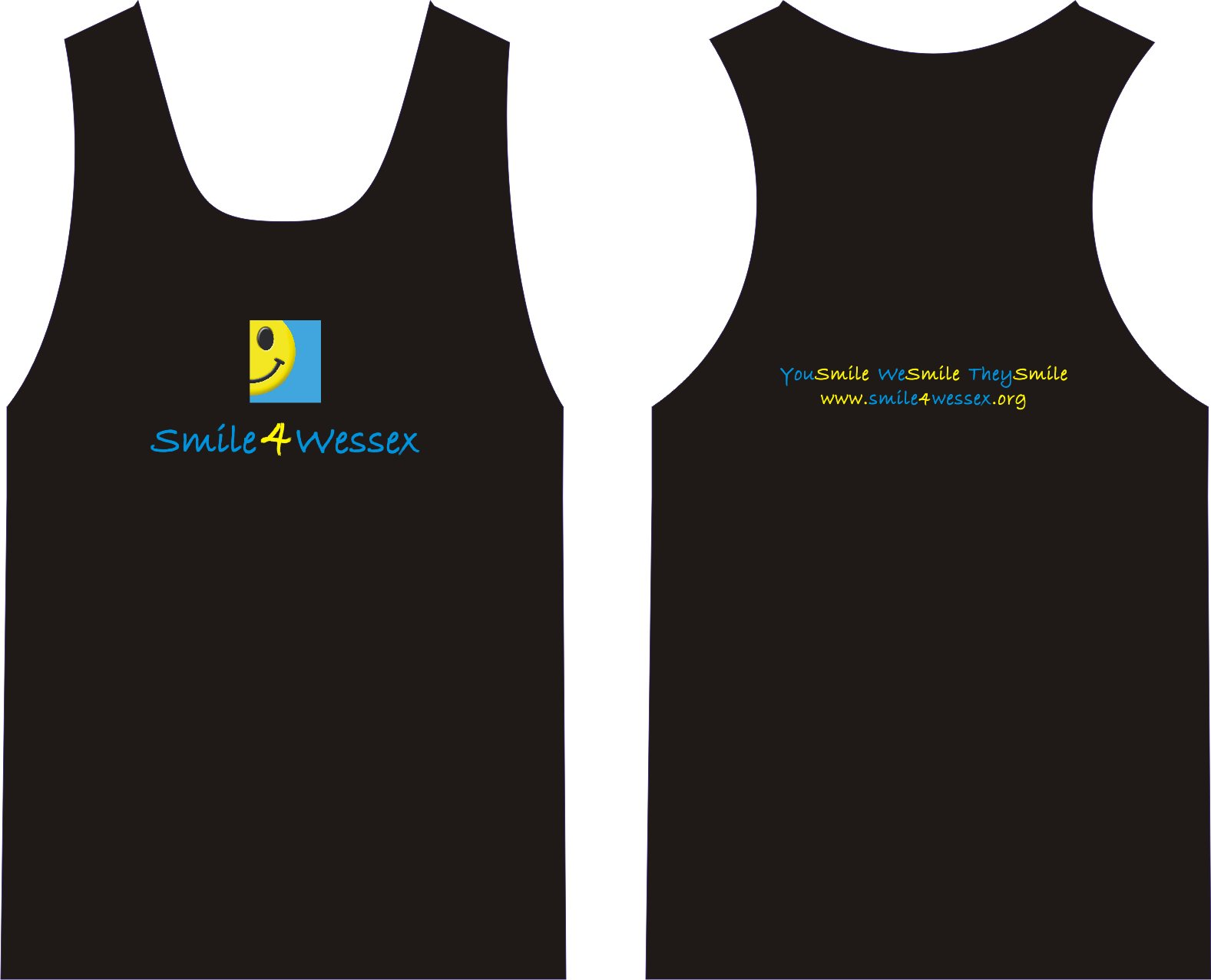A good quality Kariban Sports Vest, particularly 